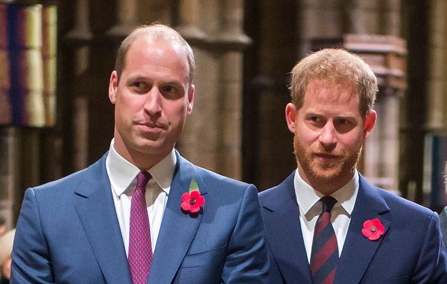 Zdaniem królewskiego eksperta, Meghan poróżniła Williama i Harry'ego