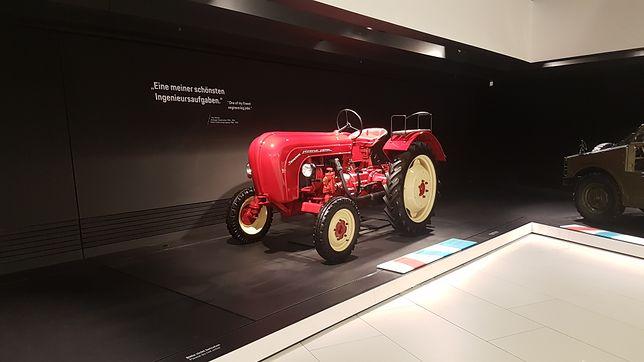 70 lat samochodu sportowego według Porsche