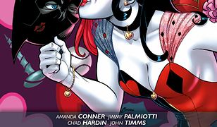 Harley Quinn – Cmok, cmok, bang, dziab!, tom 3. Nowe DC Comics