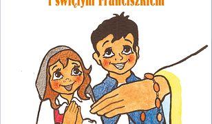 Modlitewnik dla dzieci ze św. Hiacyntą i św. Franciszkiem