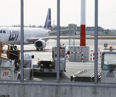 """""""Lot do domu"""" nie dotarł do Japonii. Polacy utknęli."""