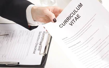 Zwykłe CV w przypadku menedżera się nie sprawdza