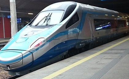 Pendolino przewiozło 3,56 mln pasażerów w pierwszym roku