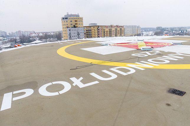 Warszawa. Od 15 lutego do Szpitala Południowego trafią pacjenci. Teraz będzie to placówka dla pacjentów zakażonych koronawirusem, później zaczną tu działać inne oddziały