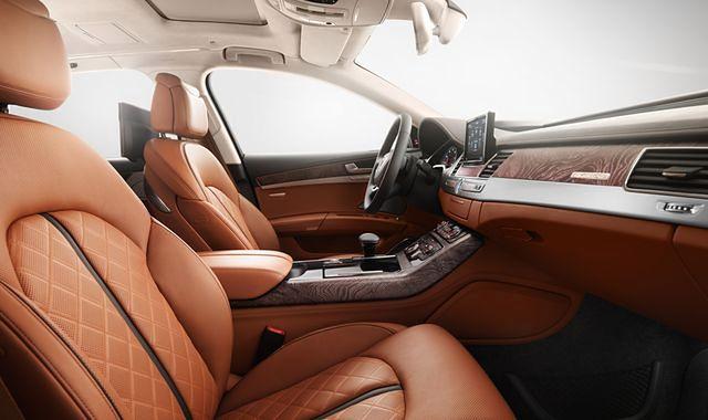 Audi A8 w ekskluzywnej wersji