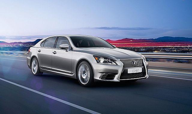 Powstanie Lexus LS F?