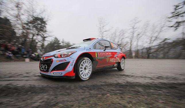 WRC: Hyundai wystawi drugi zespół