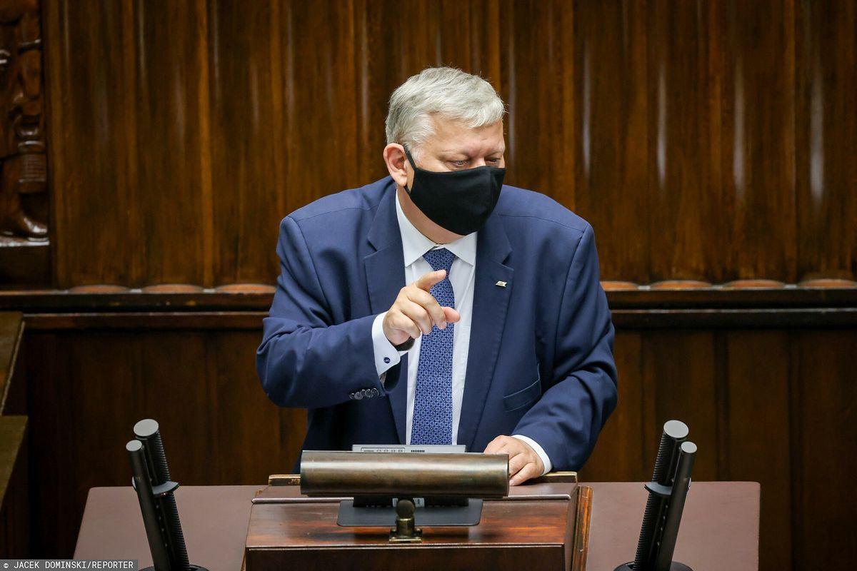 """""""Lex TVN"""". Marek Suski (PIS) zapowiada poprawkę PiS w Senacie"""