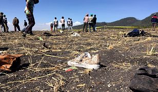 """Katastrofa Ethiopian Airlines. """"Piloci postępowali zgodnie z procedurami"""""""