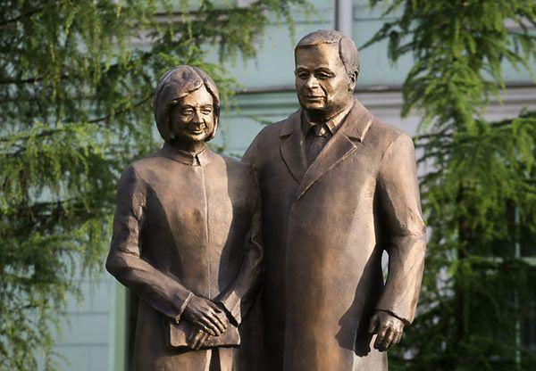Radni Łodzi zdecydowali, że nie będzie pomnika Lecha Kaczyńskiego