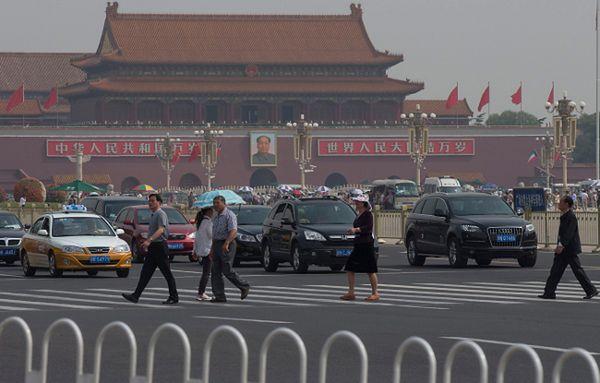 Chiny: na Placu Tiananmen i w okolicy więcej policji niż turystów