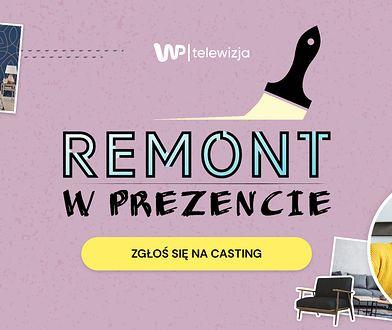 """Rusza casting do programu """"Remont w prezencie"""". Takiego show jeszcze nie było"""