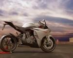 Czy tak będzie wyglądać motocykl Audi?