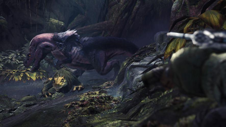 Monster Hunter na Switchu? World raczej nie