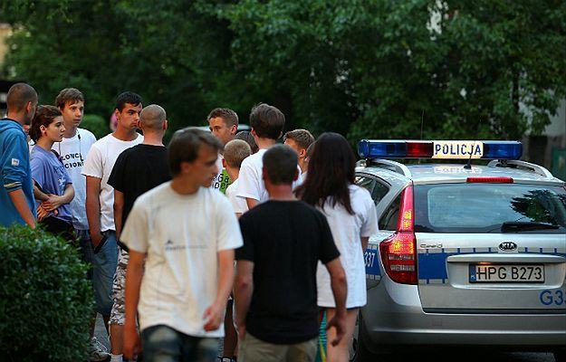 """""""Patrole obywatelskie"""" w Andrychowie"""