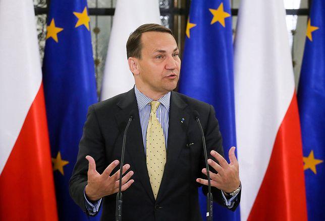 Radosław Sikorski chce kontroli NIK w Ordo Iuris. Napisał list do Banasia