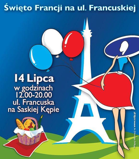 Dzień Francuski w Warszawie
