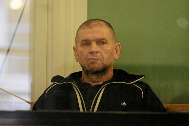 Tadeusz Grzesik został skazany na dożywocie