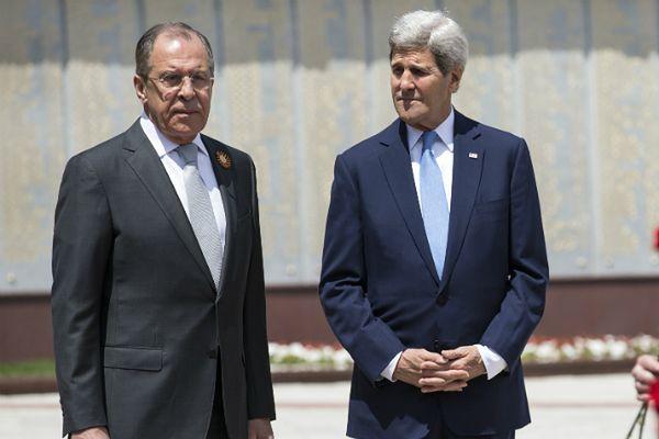 Kerry przyleciał do Rosji na rozmowy z Putinem i Ławrowem. Będzie przełom?