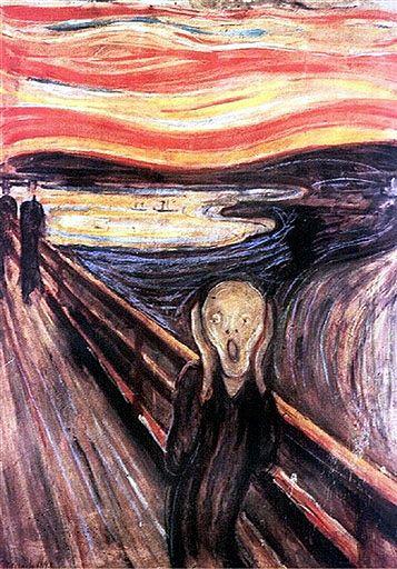 "Odnaleziono skradziony ""Krzyk"" Muncha"
