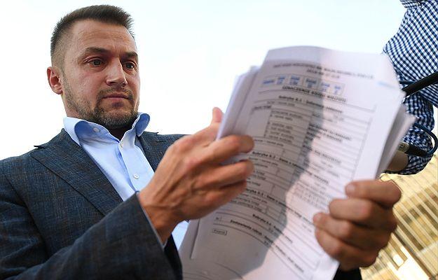 Kontrowersje wokół mieszkania córki Bronisława Komorowskiego. Radny Piotr Guział domaga się wyjaśnień