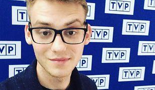 Ziemowit Kossakowski, reporter TVP Info