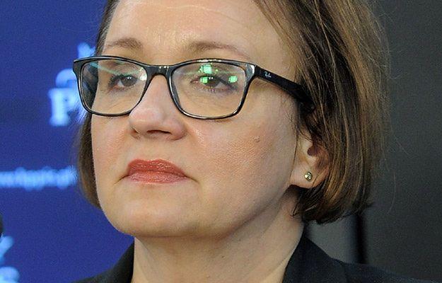 Anna Zalewska: matura musi być trudniejsza