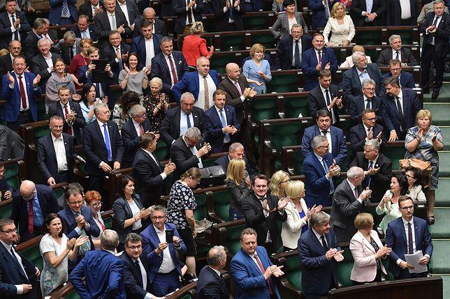 Sejm przegłosował nowelizację przepisów o Sądzie Najwyższym