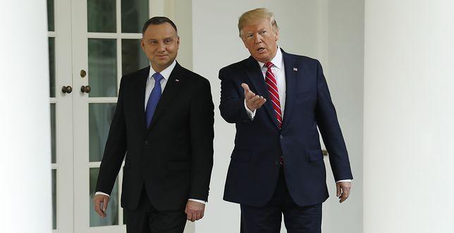 Nie ma co płakać po Trumpie. Odwołanie wizyty wyjdzie nam na dobre
