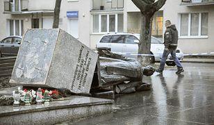 """Borowczak: """"Obalenie pomnika? To promocja filmu Sekielskiego"""""""