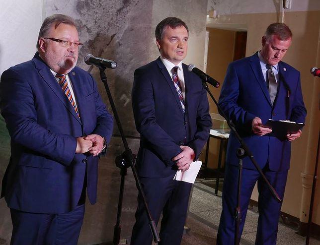 Zbigniew Ziobro poinformował o kolejnej próbie ekstradycji Stefana Michnika