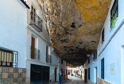 Wielka skała przygniata ich dom. Ale to nie najdziwniejsze miejsce, w którym mieszkają ludzie w Europie