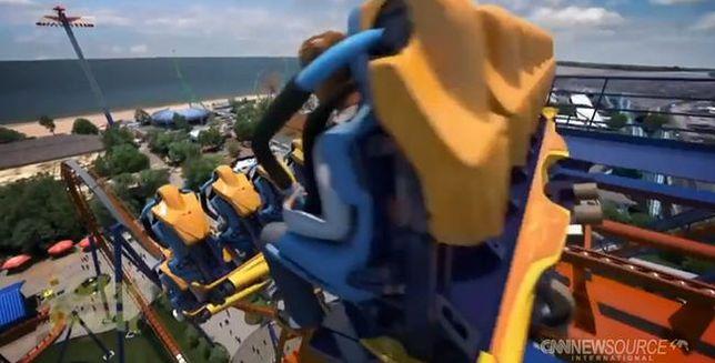 Ekstremalny rollercoaster pobije wszelkie rekordy