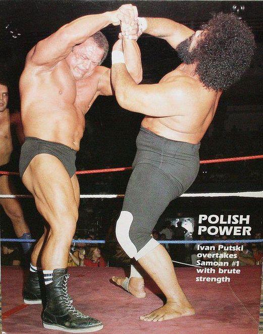 Ivan Putski - polska legenda wrestlingu