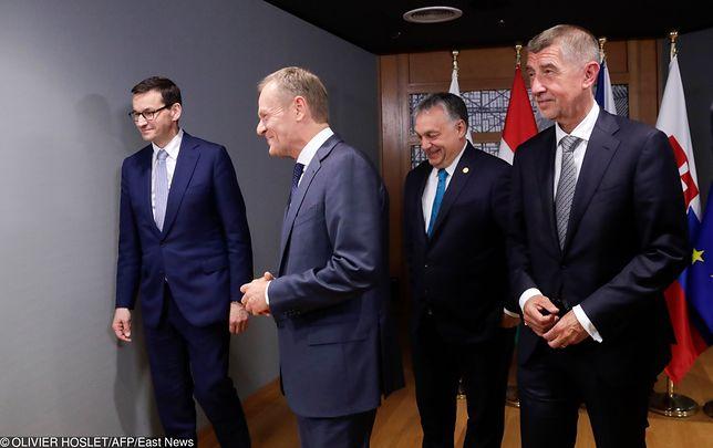 """Niemiecki dziennik o przewodzeniu UE. """"Polska i Węgry niweczą swoje aspiracje"""""""