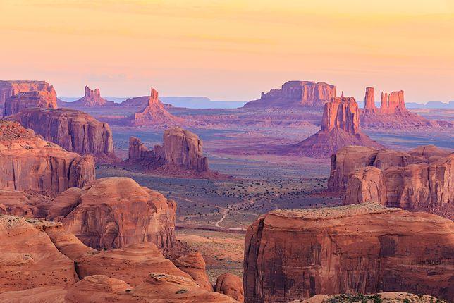 Wielki Kanion. Jeden z najpiękniejszych cudów świata natury