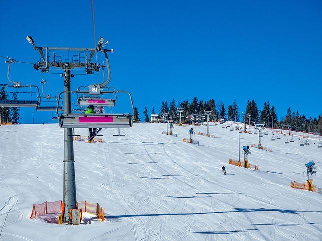 Stoki narciarskie i hotele znów otwarte