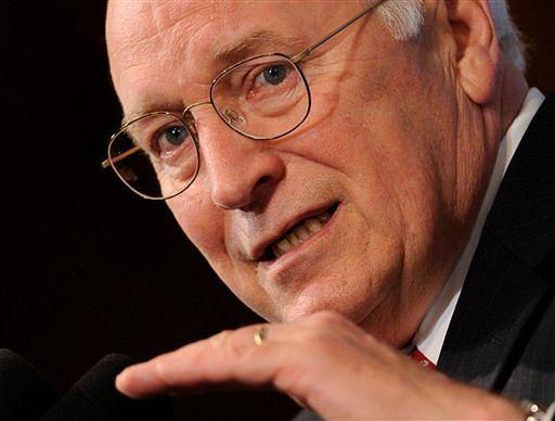 Cheney oburzony śledztwem przeciwko agentom CIA