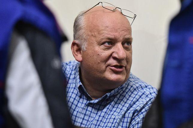 Karol Guzikiewicz przeprasza za słowa o Tomaszu Grodzkim