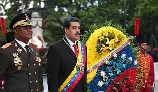 Wenezuela. Według ministra komunikacji planowano zabójstwo prezydenta Nicolasa Maduro