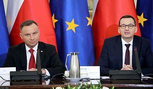 Andrzej Duda i Mateusz Morawiecki prowadzą w rankingu zaufania mimo spadku w porównaniu z poprzednim sondażem