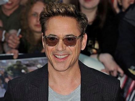 Robert Downey Jr. chwali się córką