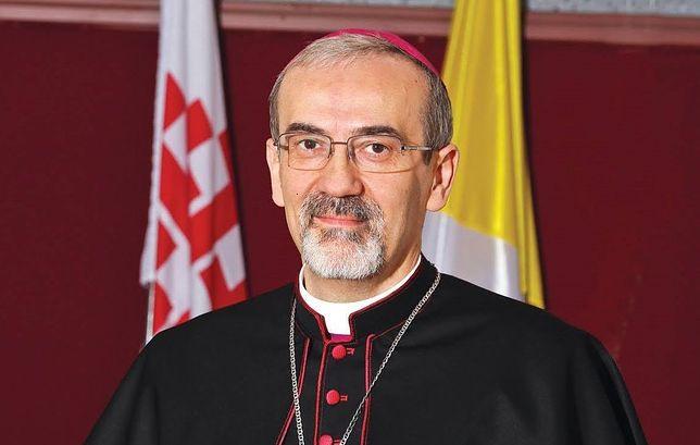 Koronawirus. Łaciński Patriarcha Jerozolimy zakażony. Ledwo objął urząd