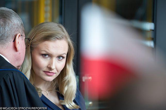Natalia Nitek-Płażyńska wygrała w sądzie z Hansem G.