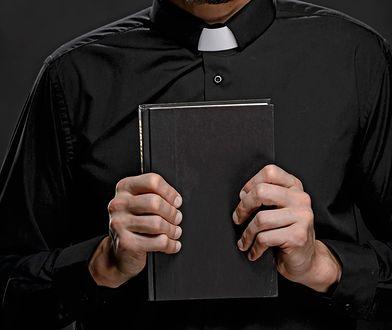 Ksiądz Krystian P. miał molestować nieletnich