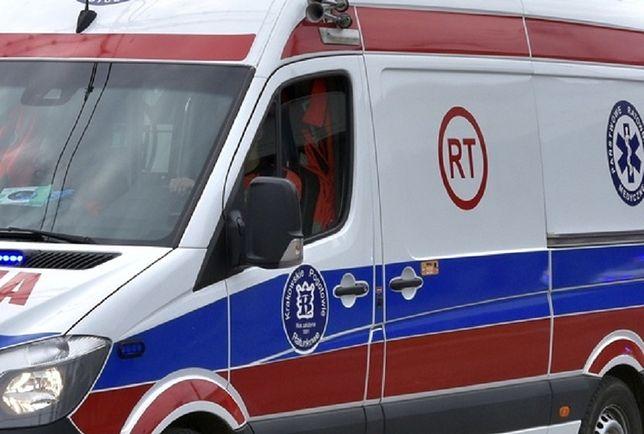 Srock. W wypadku pod Piotrkowem Trybunalskim zginęły dwie osoby