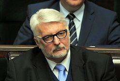"""Witold Waszczykowski krytykuje ambasador USA. Uważa, że uprawia """"megafonową dyplomację"""""""