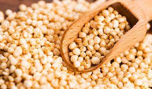 Komosa ryżowa sprawdzi się w diecie wegetariańskiej, bezglutenowej i dla cukrzyków