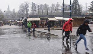 Niestety nie ma co liczyć na poprawę pogody. Majówka z Tatrach będzie w tym roku chłodna