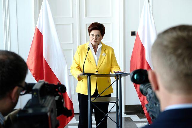 """Postać wzorowana na Beacie Szydło pojawi się w """"Polityce"""" Patryka Vegi"""